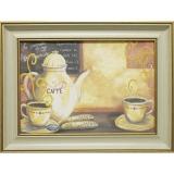Дизайнерская картина Династия 05-003-03 За чашечкой кофе