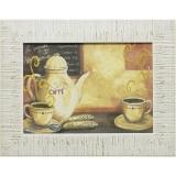 Дизайнерская картина Династия 05-003-04 За чашечкой кофе