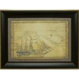 Дизайнерская картина Династия 05-007-02 Морская экспедиция
