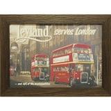 Дизайнерская картина Династия 05-008-05 Экскурсия по Лондону