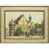 Дизайнерская картина Династия 05-015-06 Старинная площадь