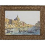 Дизайнерская картина Династия 05-016-08 Гранд-канал Венеции