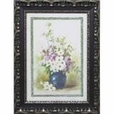 Дизайнерская картина Династия 05-037-07 Букет в вазе