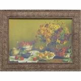 Дизайнерская картина Династия 05-038-08 Осенний натюрморт