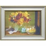 Дизайнерская картина Династия 05-041-03 Осенний букет