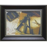 Дизайнерская картина Династия 05-046-10 Морская карта