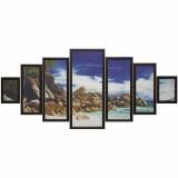 Модульная картина Династия 06-073-05 Пляж