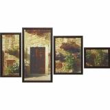 Модульная картина Династия 06-082-06 Итальянский дом