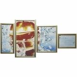 Модульная картина Династия 06-086-06 Яблоко