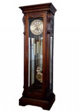 Напольные механические часы Dinastiya 0815-ANM с патиной