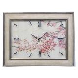 Часы картины Династия 04-053-15 Сакура