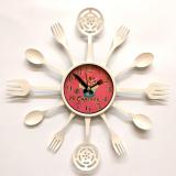 Настенные часы GALAXY 133-B-cupcake