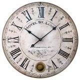 Настенные часы Lowell 21405