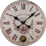 Настенные часы Lowell 21407