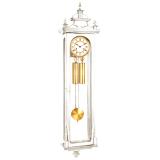 Настенные механические часы SARS 2584-241 White