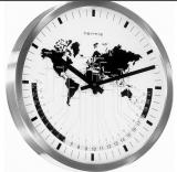 Настенные часы из металла  2100-00-504