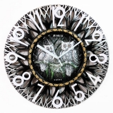 Настенные часы Sinix 412SW
