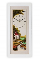 Настенные часы Sinix 5001W
