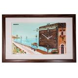 Настенные часы c кукушкой Tomas Stern 5002