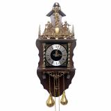 Настенные механические часы SARS 5602-261 Dark Walnut
