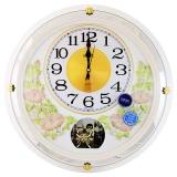 Настенные часы Sinix 7057W
