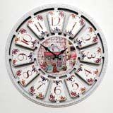 Настенные часы GALAXY 734-5