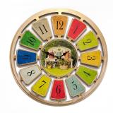 Настенные часы GALAXY 734-7
