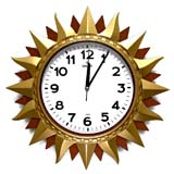 Настенные часы GALAXY 75 A