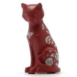 Статуэтка Nadal 763614 Красная Кошка