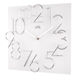 Настенные часы Tomas Stern 8036 White