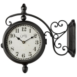 Настенные двусторонние часы Tomas Stern 9051
