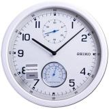 Настенные часы с термометром SEIKO QXA542WN