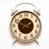 Настенные часы в виде будильника GALAXY D-300-2