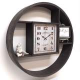 Настенные часы GALAXY DA-001 Black