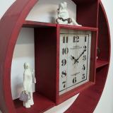 Настенные часы GALAXY DA-001 Red