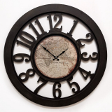 Настенные часы GALAXY DA-004 Brown