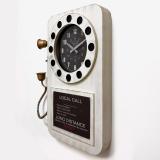 часы-телефон GALAXY DA-006 White