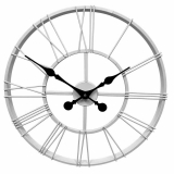 Настенные большие часы GALAXY DM-65 White