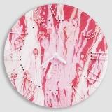 Настенные часы jClock3 Джоко JC15c (коралловый)