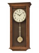 Настенные часы Seiko QXH064BN с боем и маятником