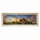 Настенные часы-картина GALAXY AYP-541-3
