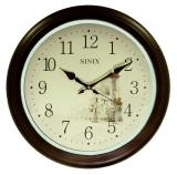 Большие настенные часы Sinix 5073