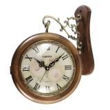 Настенные двусторонние часы Castita 701В