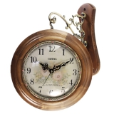 Настенные двусторонние часы Castita 706В