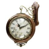 Настенные двусторонние часы Castita 708В