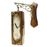 Настенные двусторонние часы Castita 714В