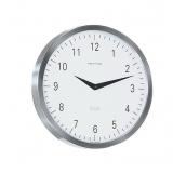 Настенные часы из металла  2100-00-466