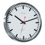 Настенные часы из металла  2100-00-471