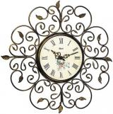 Настенные часы из металла Hermle 2100-00-897