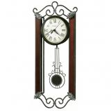 Настенные часы из металла Howard Miller 625-326 Carmen